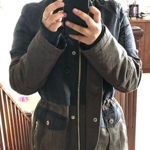 Express xs winter jacket